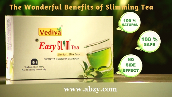 The Wonderful Benefits of Slimming Tea