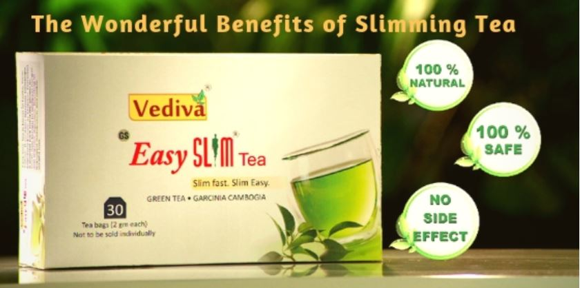 Vediva Easy Slim Tea