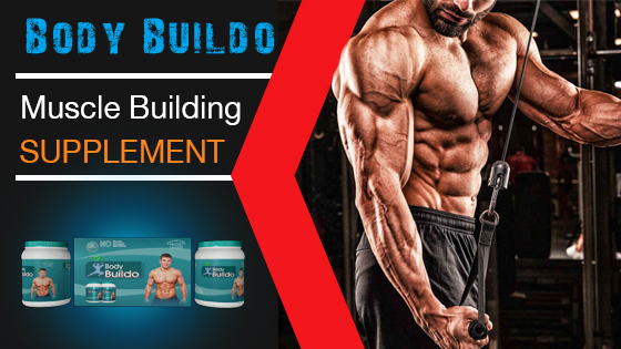 Body Build Protein Supplement