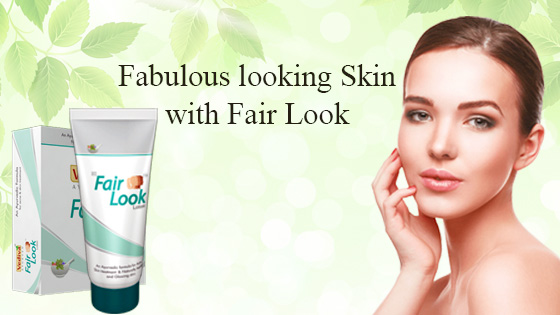 Fabulous looking skin with Fair Look