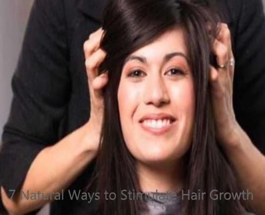 Stimulate hair growth